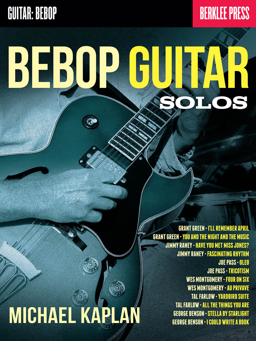 Product Cover for Bebop Guitar Solos