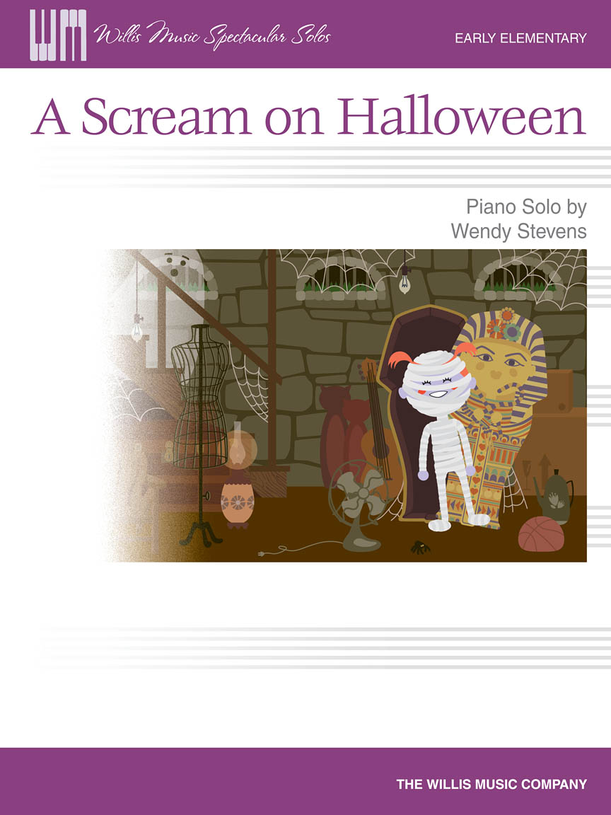 Product Cover for A Scream on Halloween