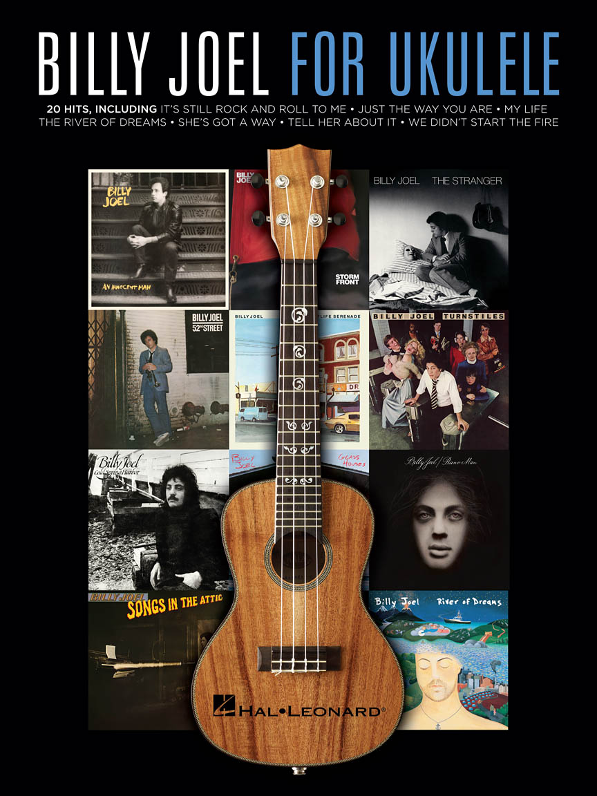 Product Cover for Billy Joel for Ukulele