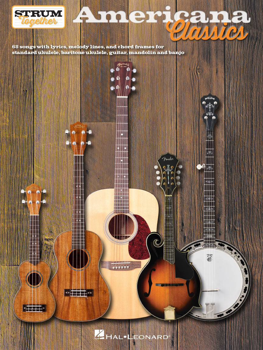 Product Cover for Americana Classics – Strum Together
