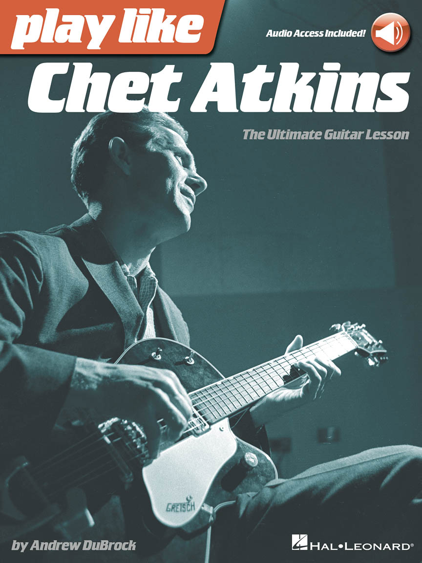 Product Cover for Play like Chet Atkins