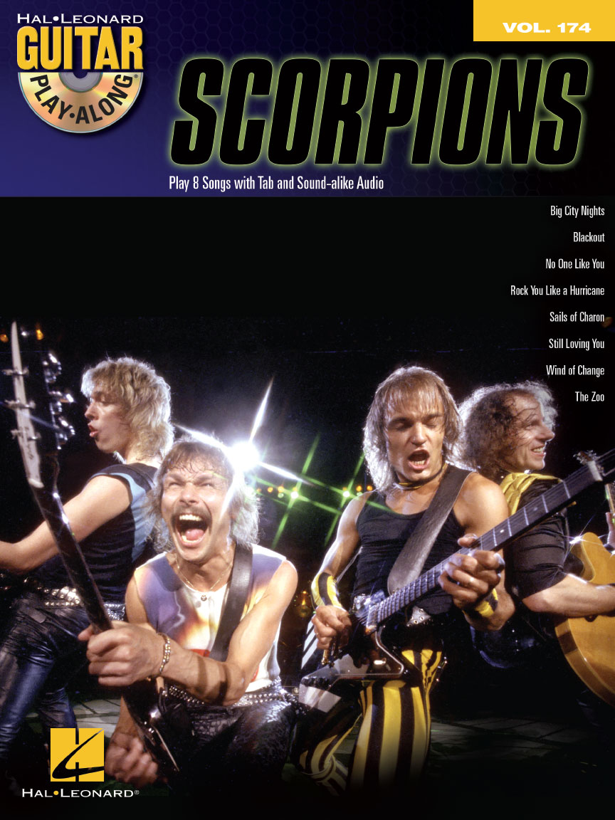 Product Cover for Scorpions