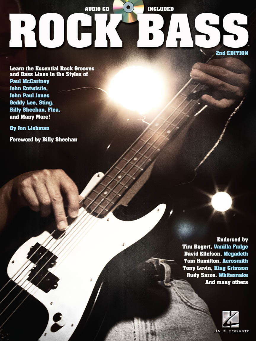 Product Cover for Rock Bass – 2nd Edition