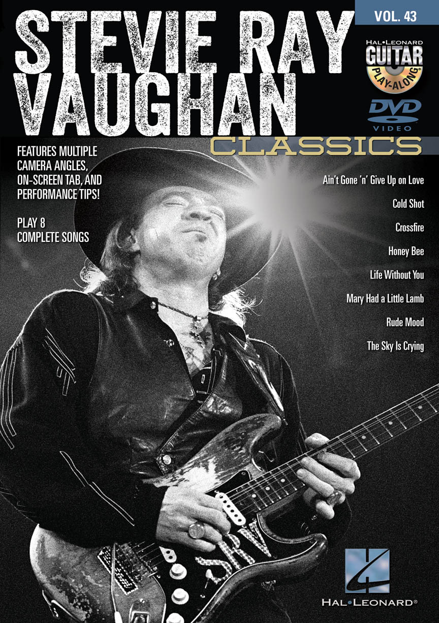 Product Cover for Stevie Ray Vaughan Classics
