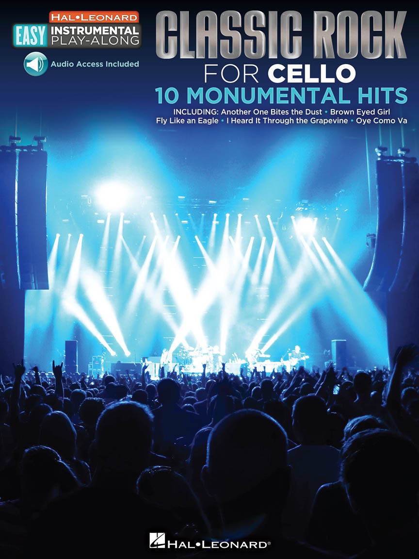Product Cover for Classic Rock - 10 Monumental Hits