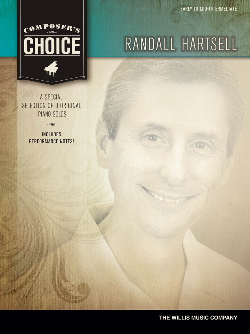Product Cover for Composer's Choice – Randall Hartsell
