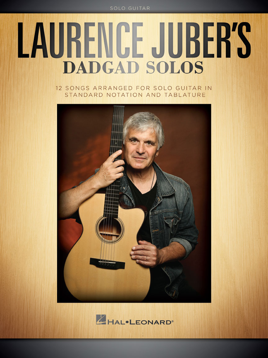 Product Cover for Laurence Juber's DADGAD Solos