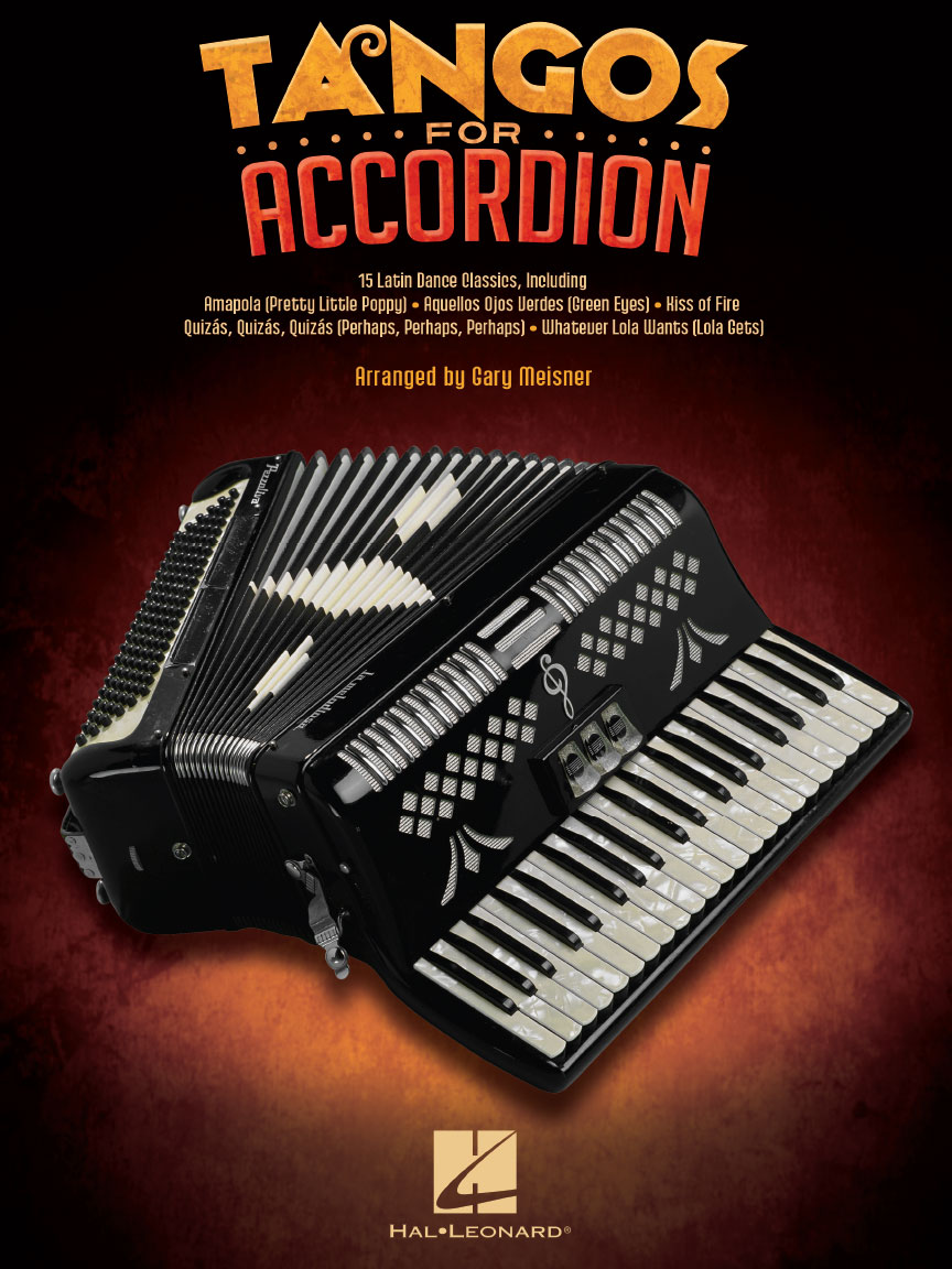 Product Cover for Tangos for Accordion