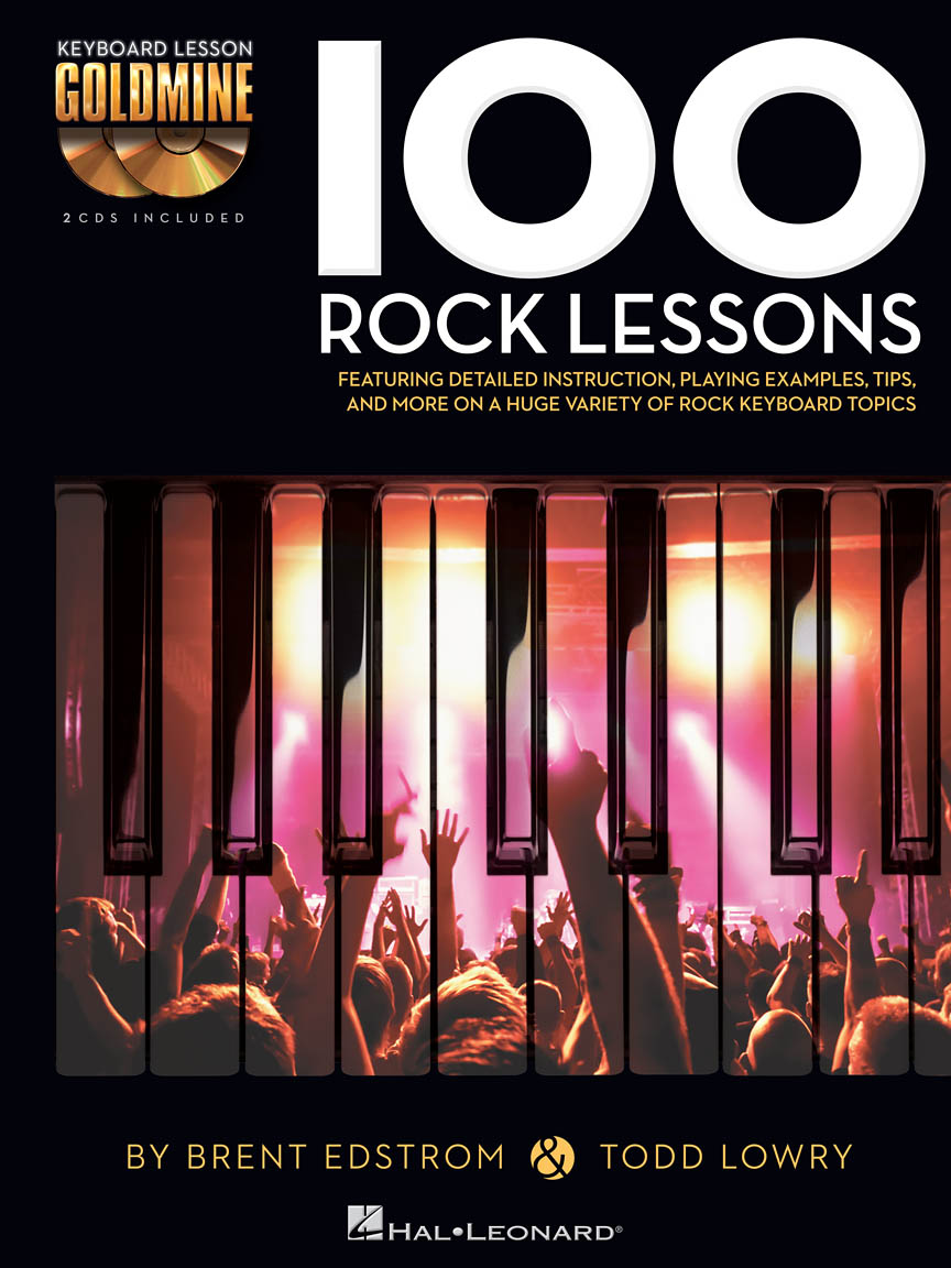 Product Cover for 100 Rock Lessons