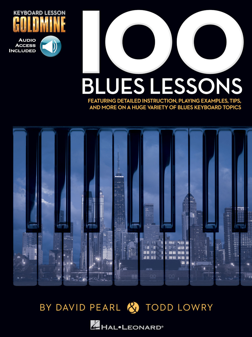 Product Cover for 100 Blues Lessons