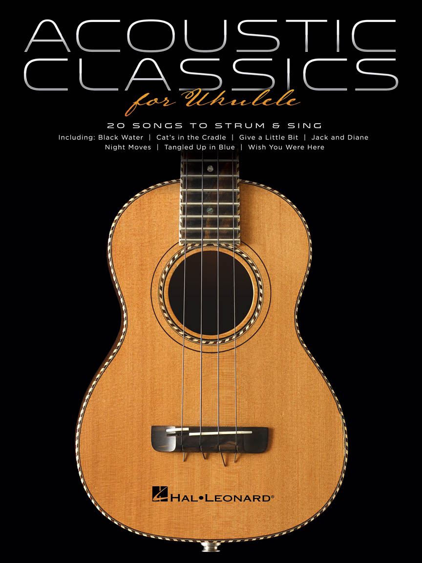 Product Cover for Acoustic Classics for Ukulele