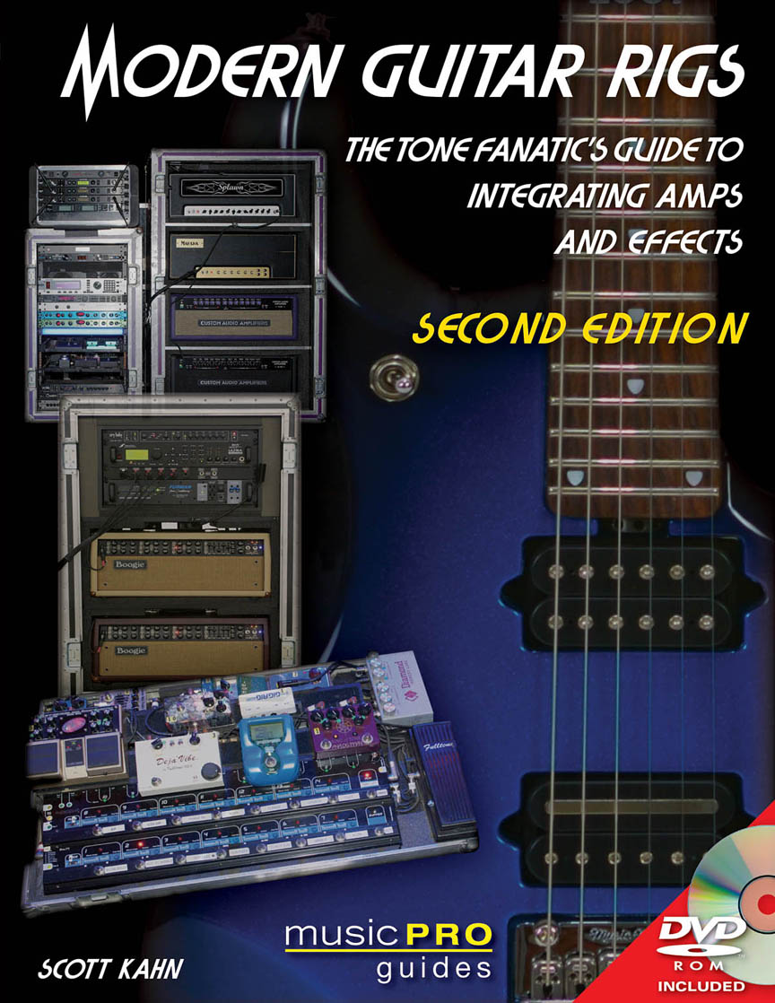Product Cover for Modern Guitar Rigs