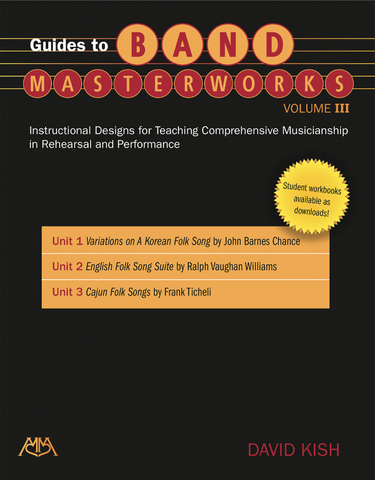 Guides to Band Masterworks, Volume III