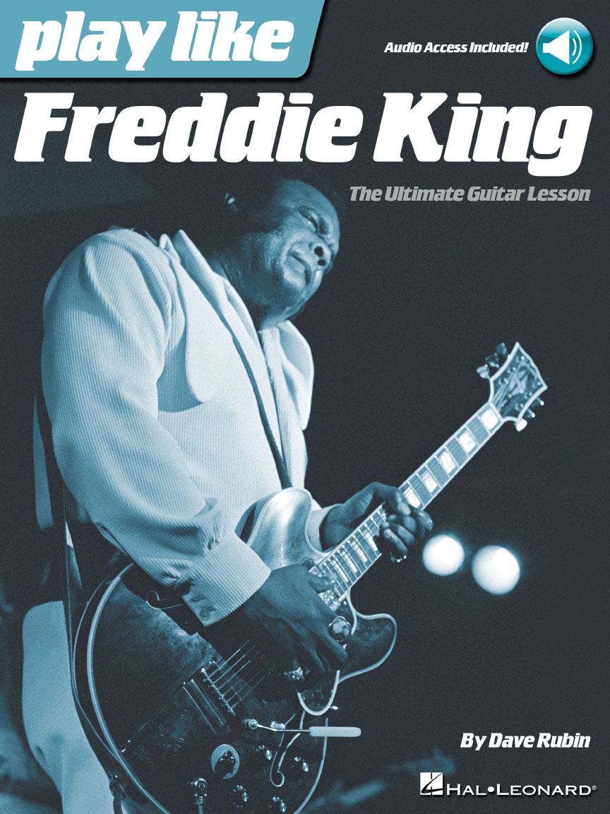 Product Cover for Play like Freddie King