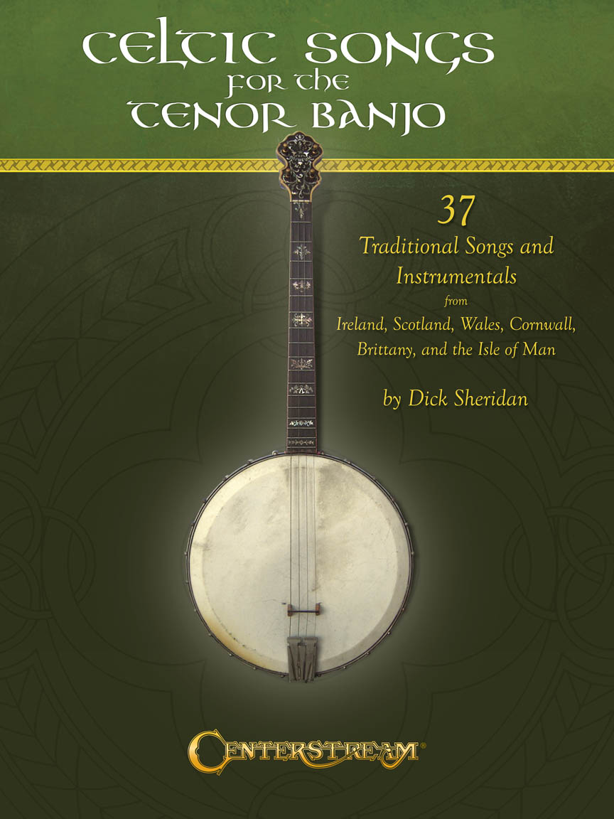 Product Cover for Celtic Songs for the Tenor Banjo