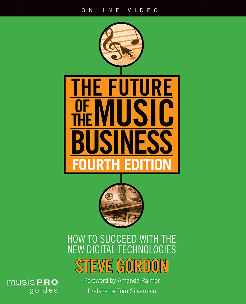 Product Cover for The Future of the Music Business
