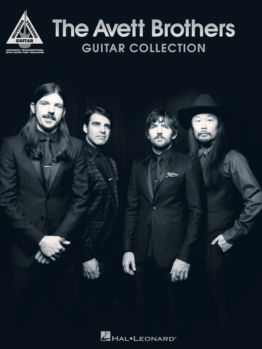 Product Cover for The Avett Brothers Guitar Collection