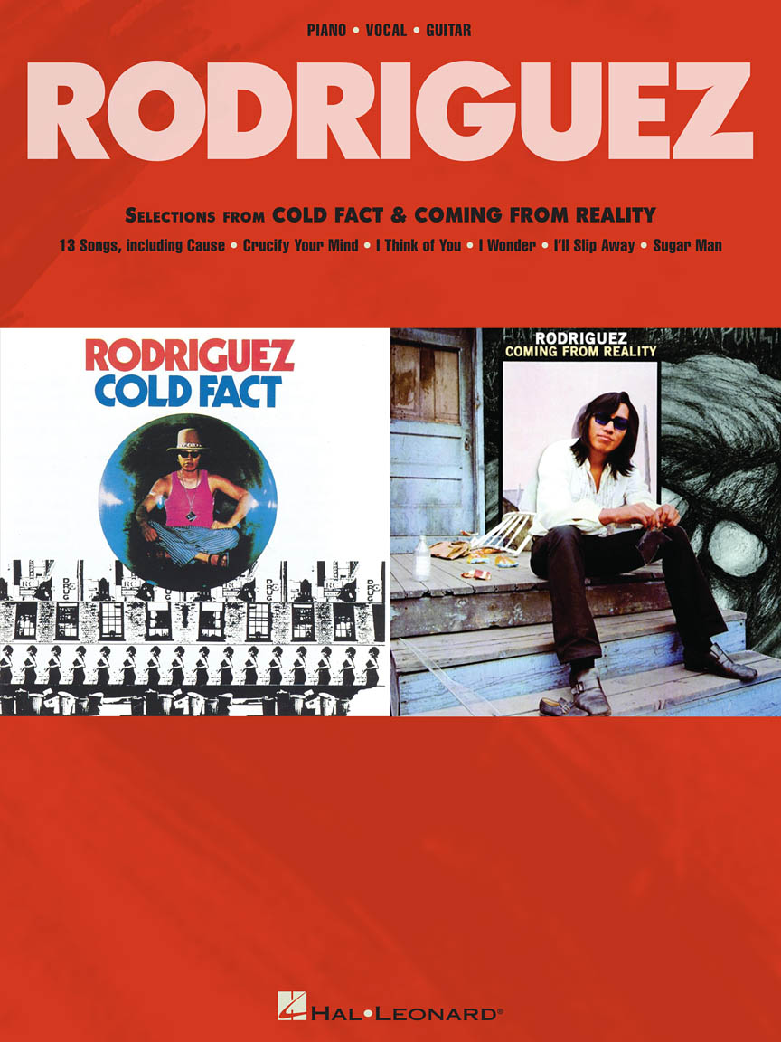 Product Cover for Rodriguez – Selections from Cold Fact & Coming from Reality