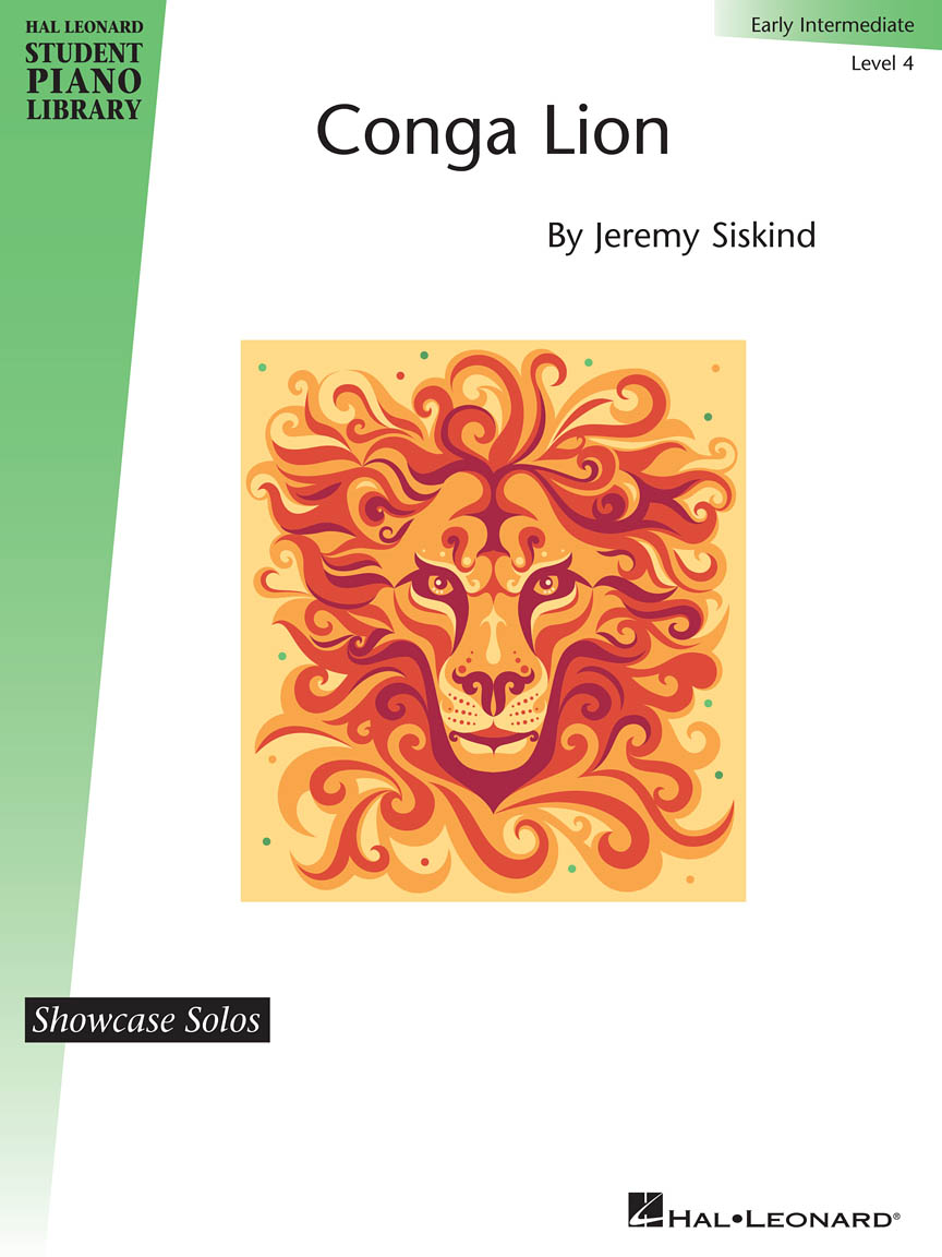 Product Cover for Conga Lion