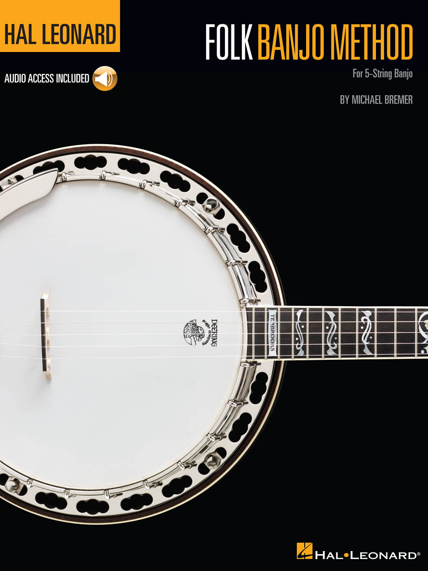 Product Cover for Hal Leonard Folk Banjo Method