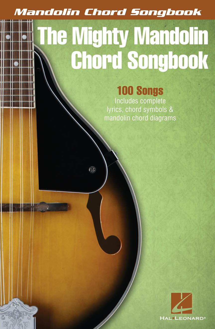 Product Cover for The Mighty Mandolin Chord Songbook