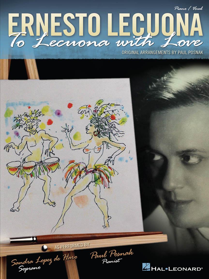 Product Cover for Ernesto Lecuona – To Lecuona with Love