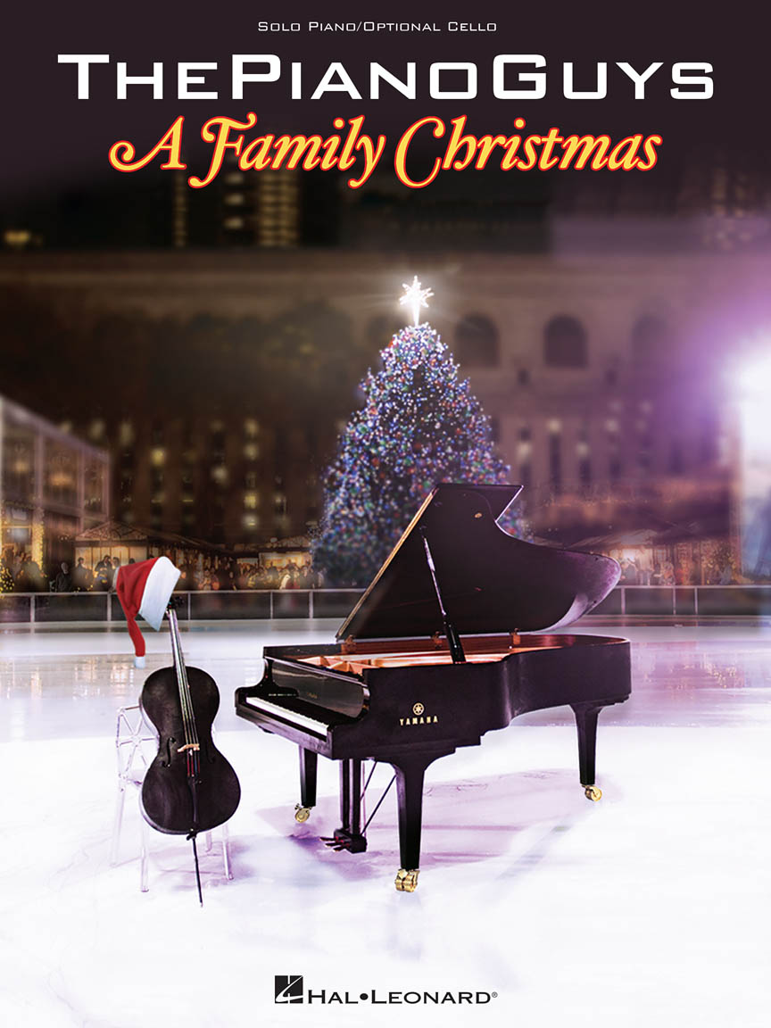 Product Cover for The Piano Guys – A Family Christmas