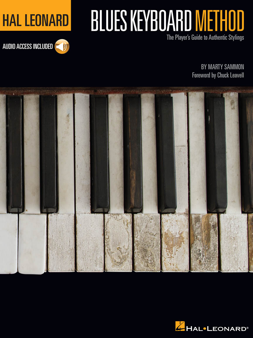 Product Cover for Hal Leonard Blues Keyboard Method