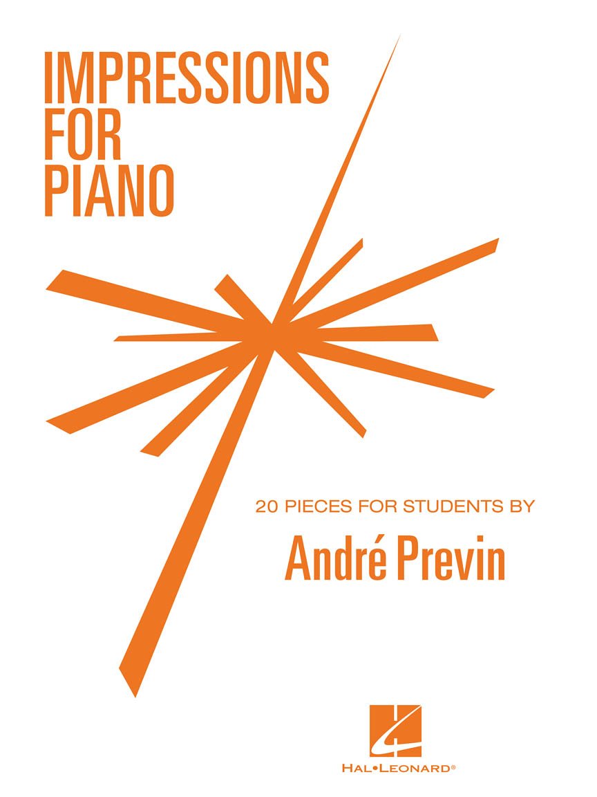 Product Cover for Impressions for Piano