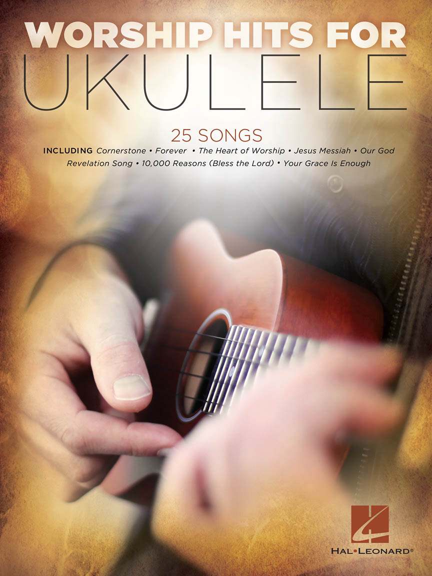 Product Cover for Worship Hits for Ukulele
