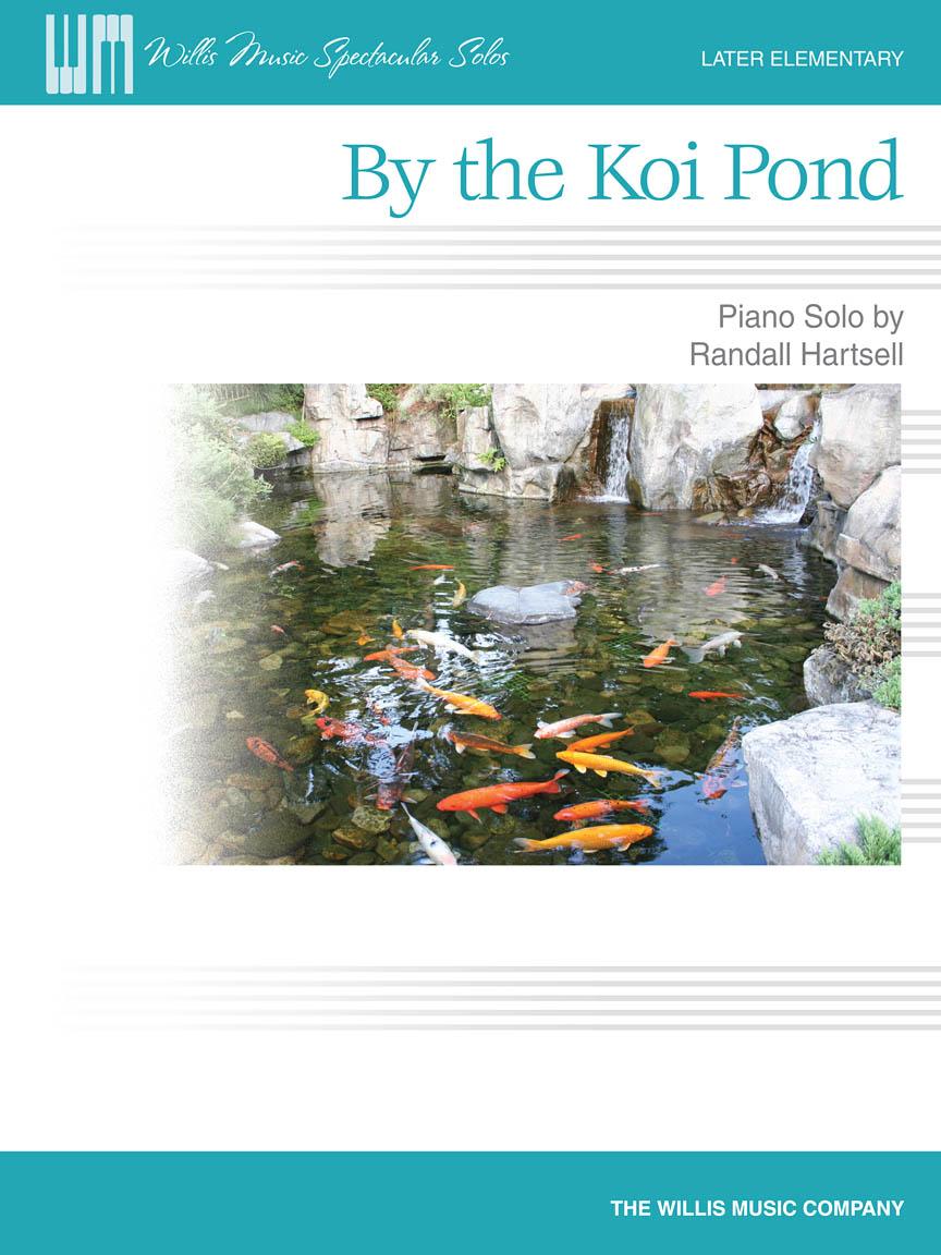 By the Koi Pond