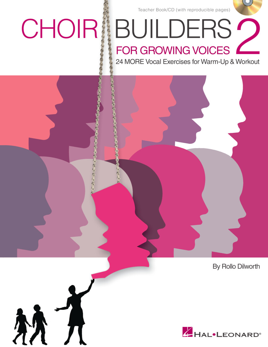 Product Cover for Choir Builders for Growing Voices 2
