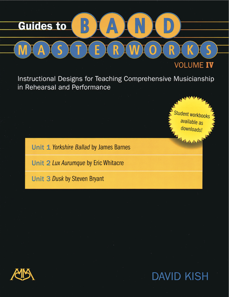 Product Cover for Guides to Band Masterworks – Volume IV