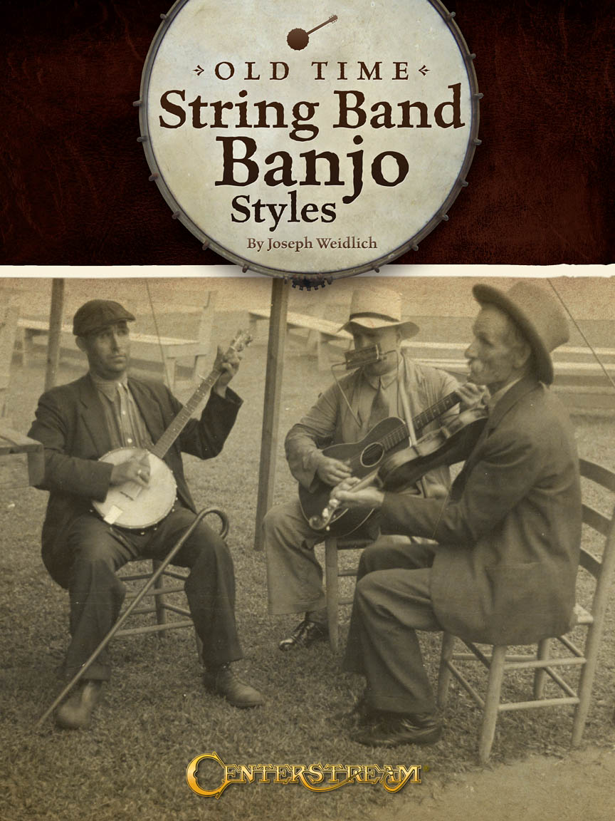 Product Cover for Old Time String Band Banjo Styles