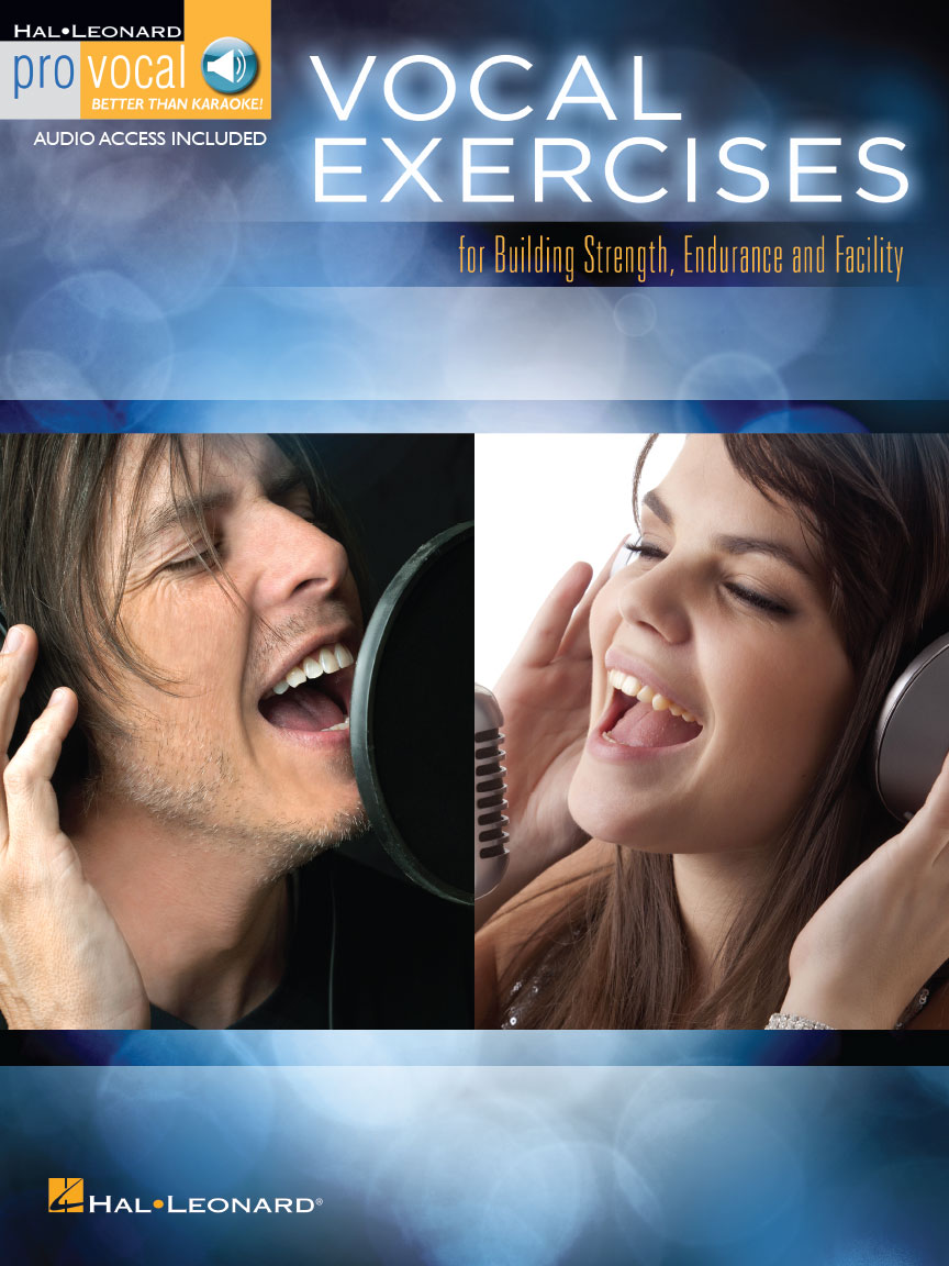 Product Cover for Vocal Exercises