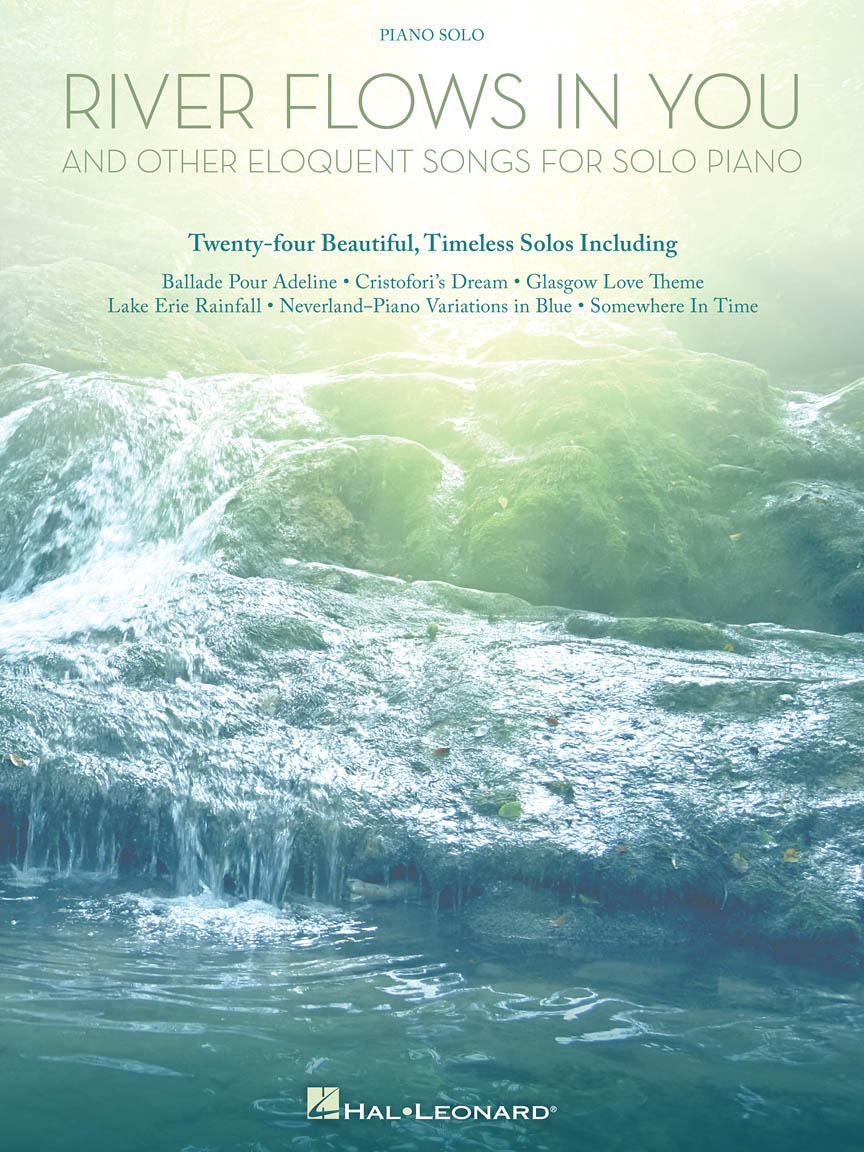 Product Cover for River Flows in You and Other Eloquent Songs for Solo Piano