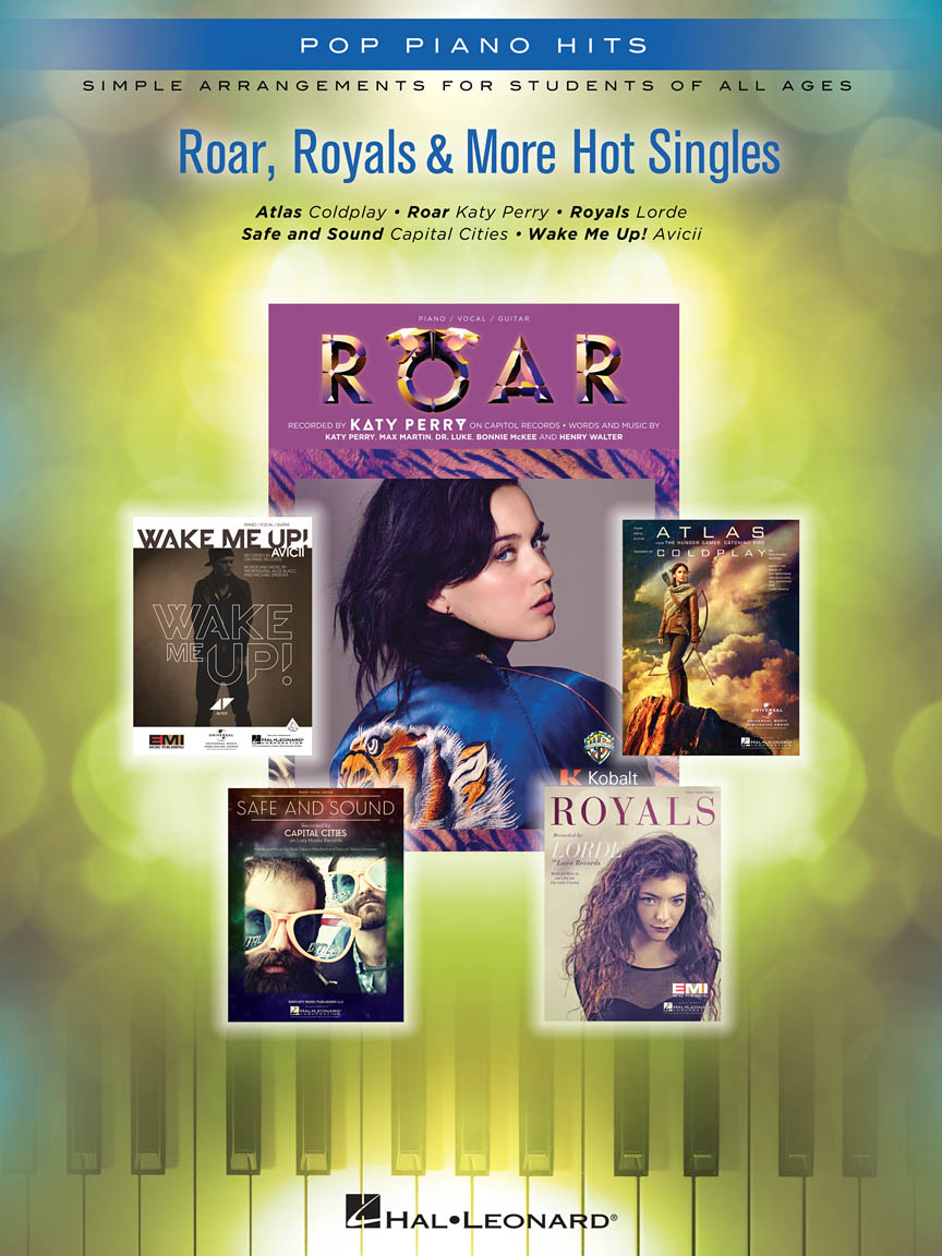 Product Cover for Roar, Royals & More Hot Singles