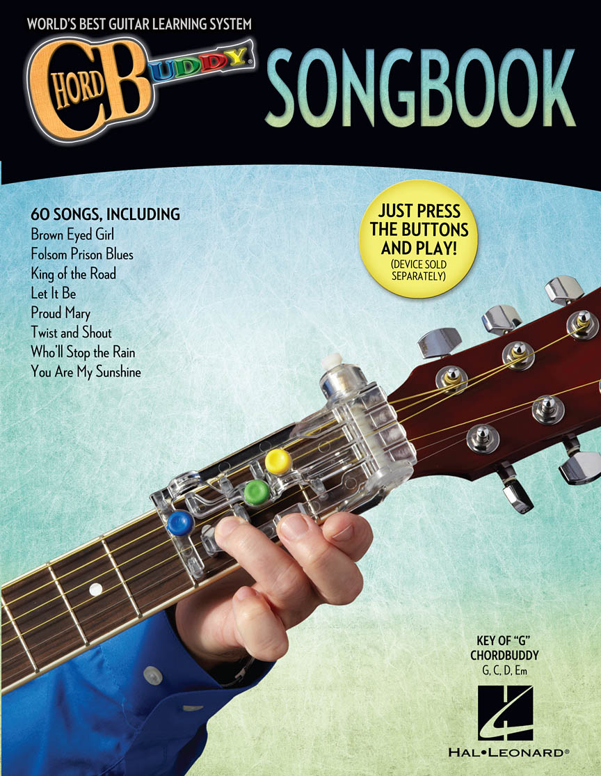 Product Cover for ChordBuddy Guitar Method – Songbook