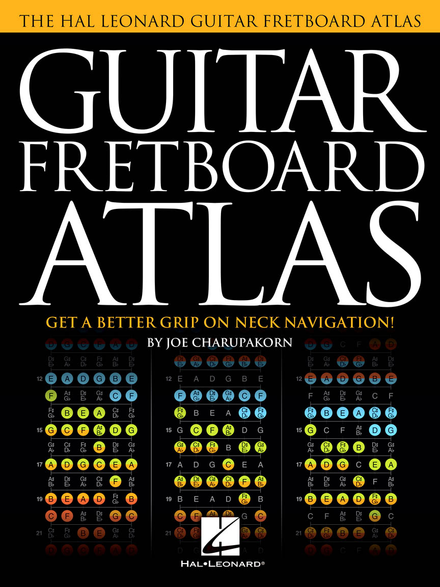 Product Cover for Guitar Fretboard Atlas