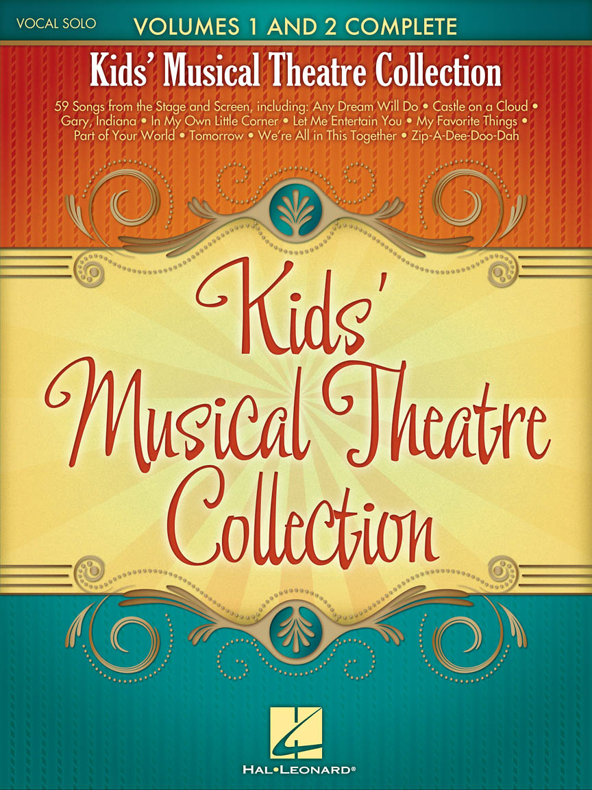 Product Cover for Kids' Musical Theatre Collection