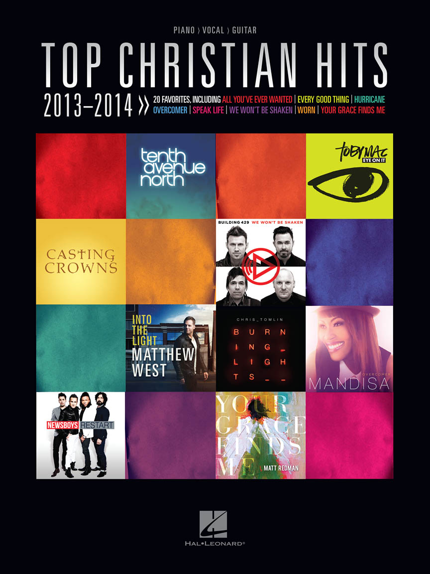 Product Cover for Top Christian Hits 2013-2014