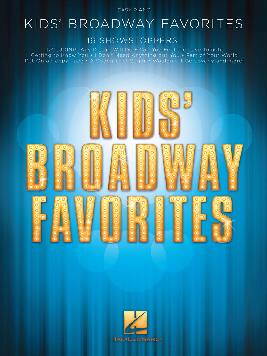 Product Cover for Kids' Broadway Favorites