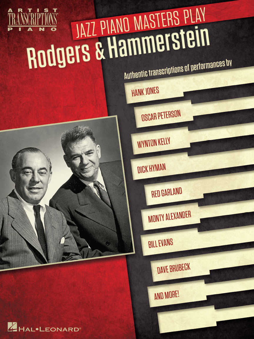 Product Cover for Jazz Piano Masters Play Rodgers & Hammerstein