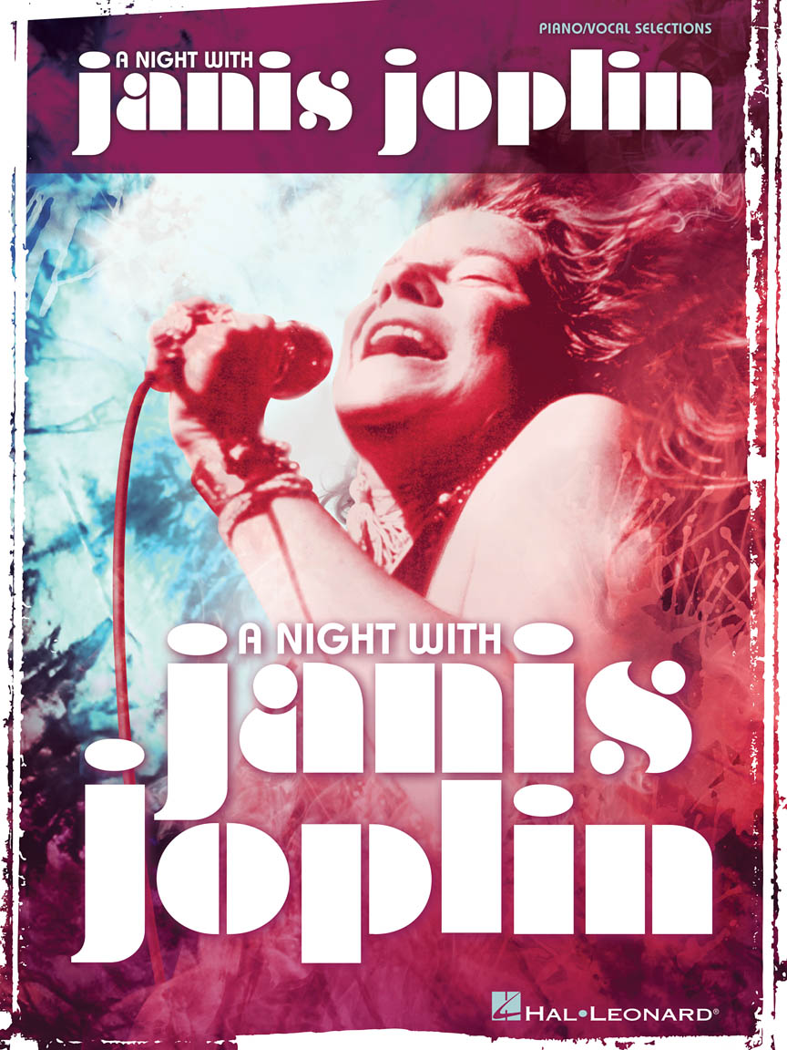 Product Cover for A Night with Janis Joplin