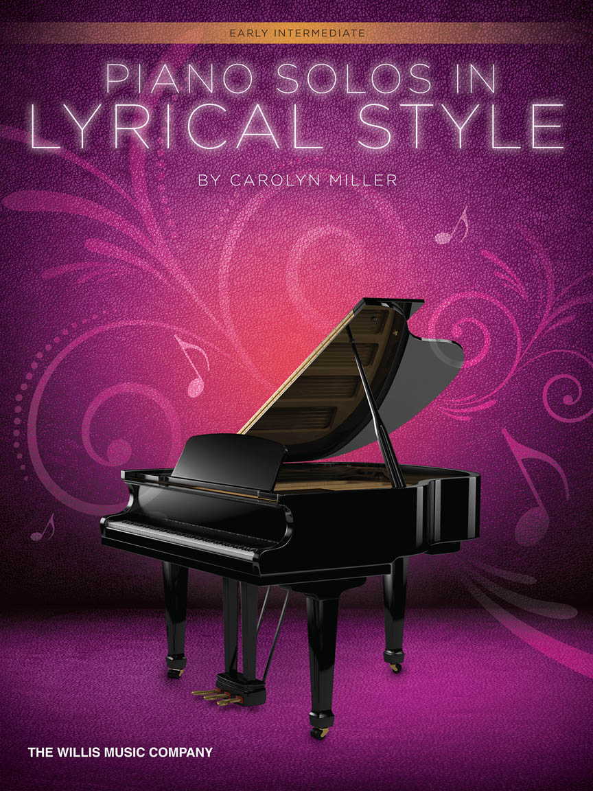 Product Cover for Piano Solos in Lyrical Style