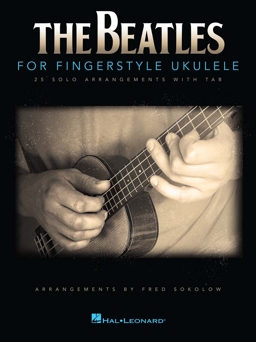 Product Cover for The Beatles for Fingerstyle Ukulele