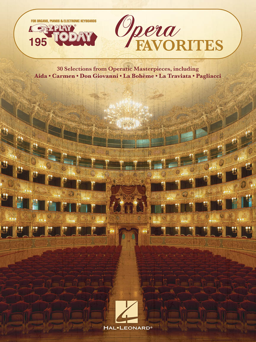 Product Cover for Opera Favorites