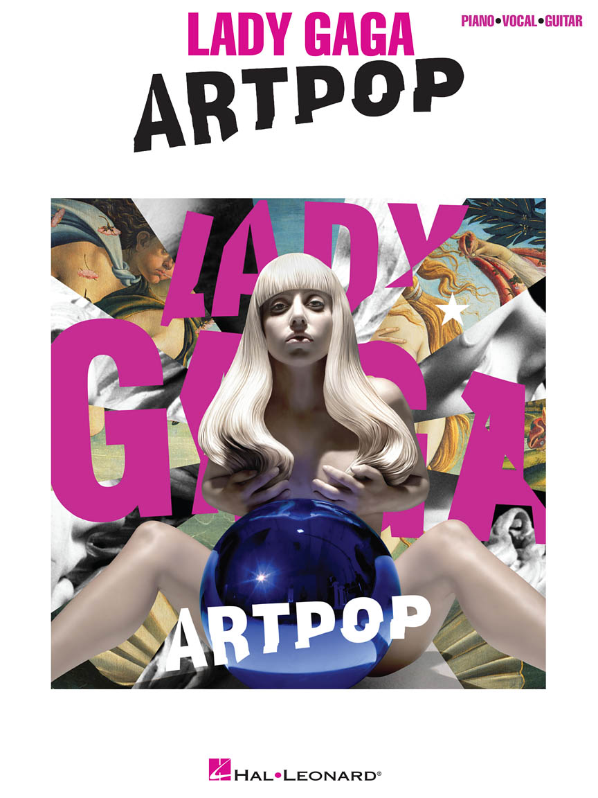 Product Cover for Lady Gaga – Artpop