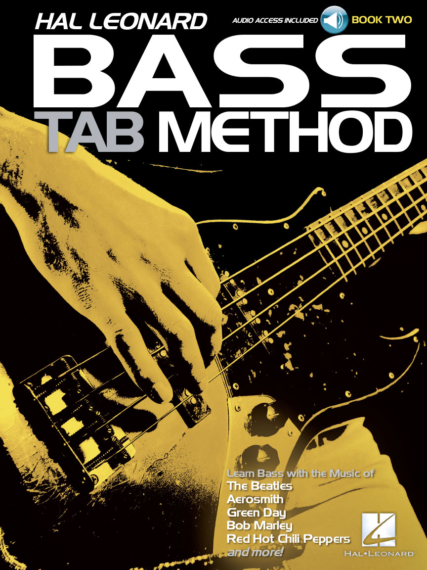 Product Cover for Hal Leonard Bass Guitar Tab Method – Book 2