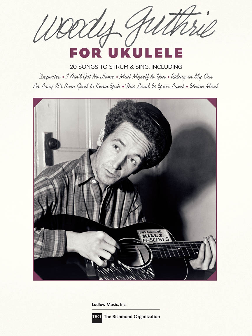 Product Cover for Woody Guthrie for Ukulele